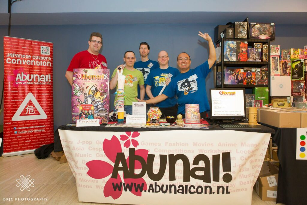 Promo Team at Animecon 2015